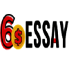 Six Dollar Essay