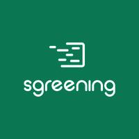 sgreening logo image