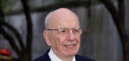 Medienzar Rupert Murdoch tritt Chefsessel an seinen Sohn ab
