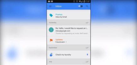 Video: So sieht Inbox by Gmail aus