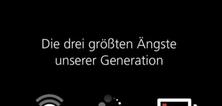 Smile of the Day: Probleme einer jungen Generation