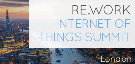 Re.Work – The Internet of Things Summit London: 12-13 März 2015