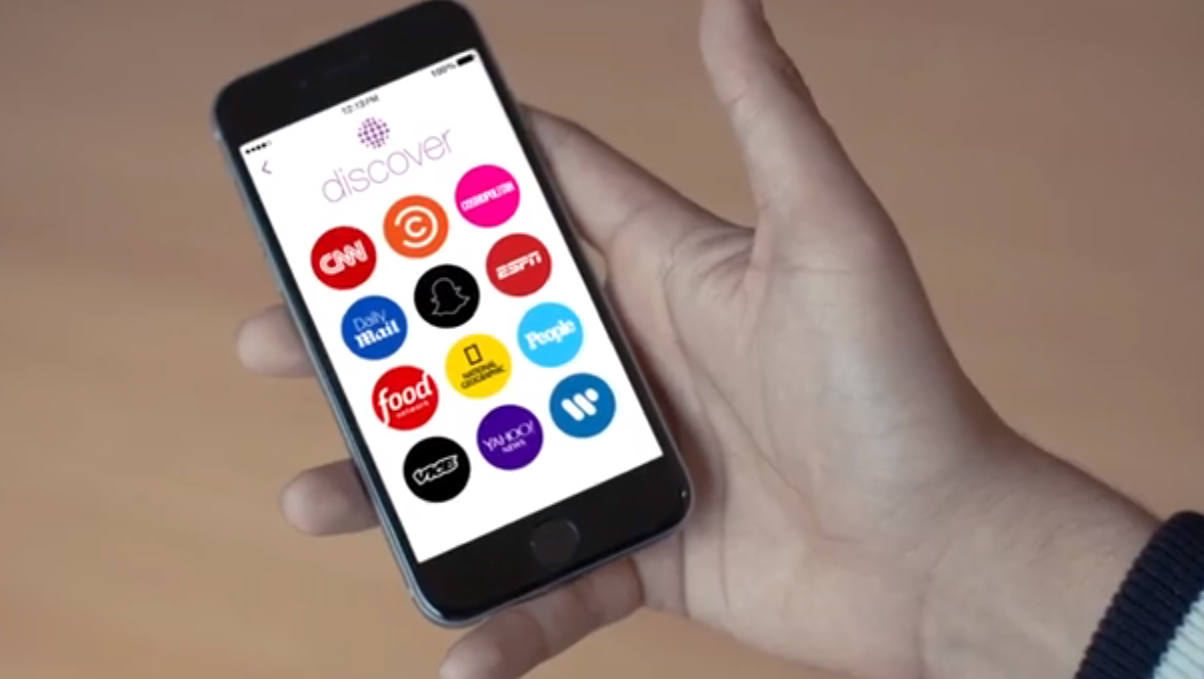 Snapchat Discover: So konsumiert man News in der Zukunft