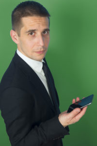 WhatSim Founder Manuel Zanella