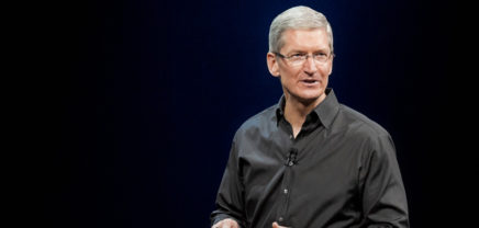 Apple CEO Tim Cook verdiente 2014 9,2 Millionen US-Dollar