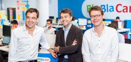 """BlaBlaCar-Gründer Mazzella: """"Firmenwerte sind am wichtigsten"""""""