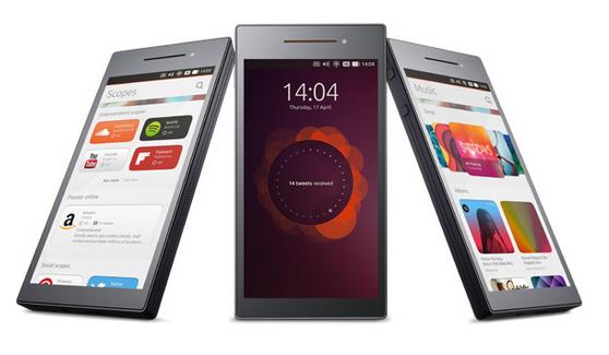 Das erste Ubuntu Phone startet nächste Woche