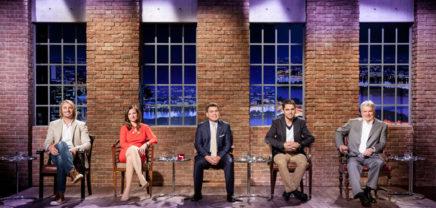 """Dritte Staffel für erfolgreiche Startup-Show """"2 Minuten 2 Millionen"""" auf Puls4"""