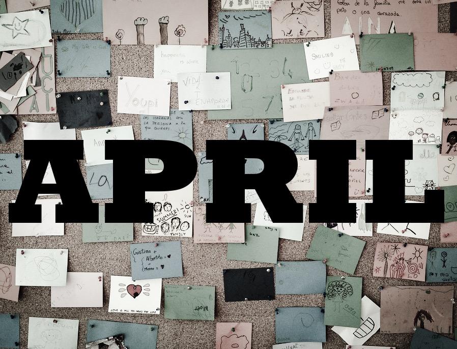 Startup-Events im April 2015