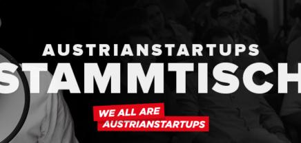 Upcoming: Austrian Startups Stammtisch im Sektor5 #21/04/15