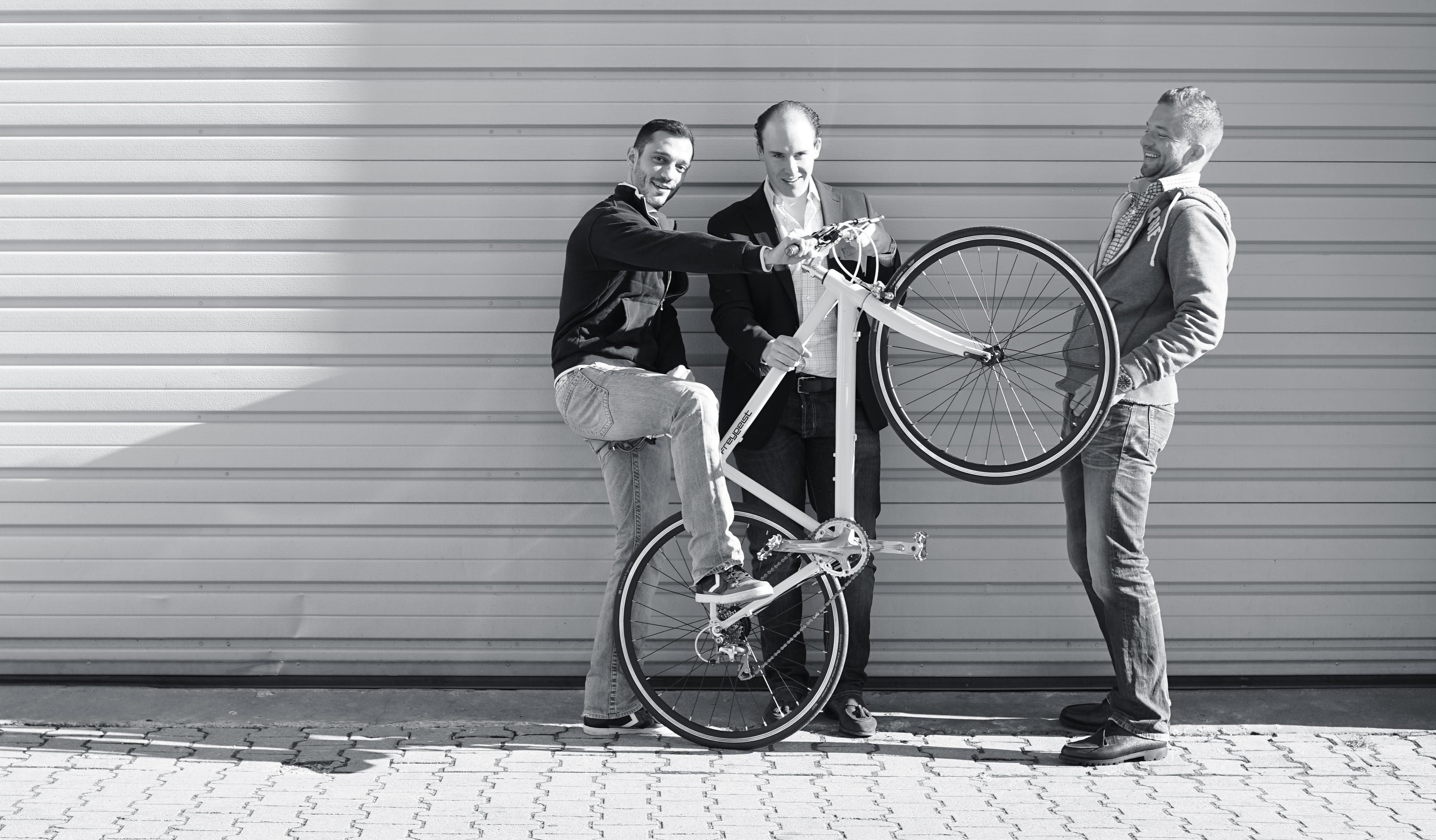 Brutkasten.Interview: Drei Wiener mischen E-Bike-Markt auf – eine Erfolgsgeschichte per Crowdinvesting