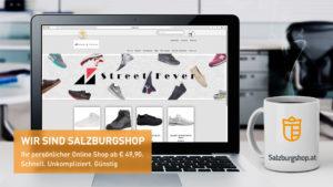 Ein Beispiel eines Coolshop-Online-Shops