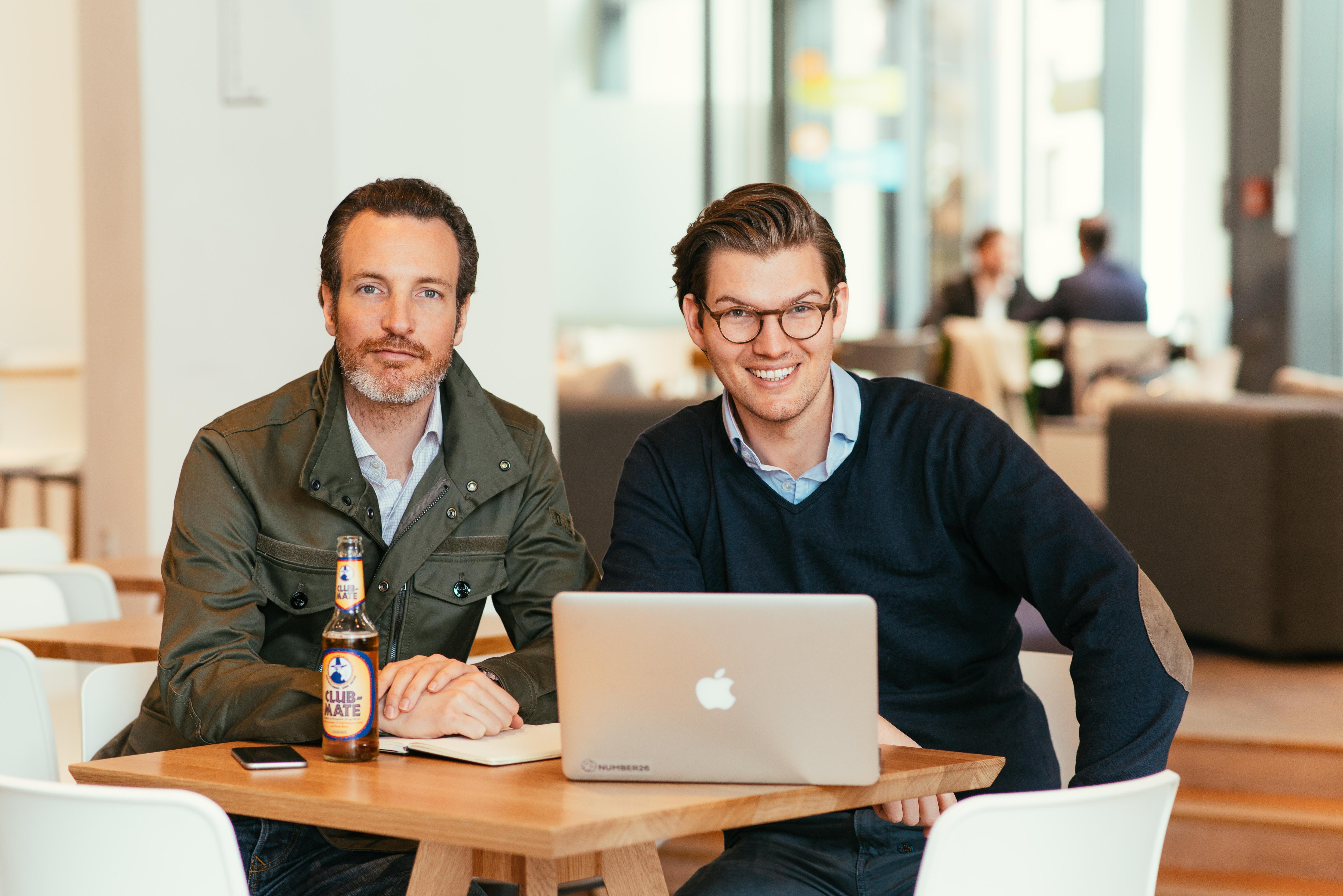 Wiener Gründer von FinTech Startup sammeln 10 Millionen ein