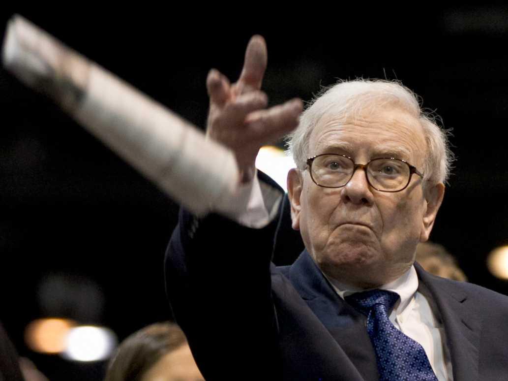 Warren Buffets Erfolgsgeschichte: Sein Führungsstil, sein Motto, sein Vorbild