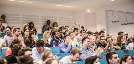 """Startup-Konferenz der WU Wien: """"Startup-Branche ist interessante Karriereoption"""" #22/05/15"""