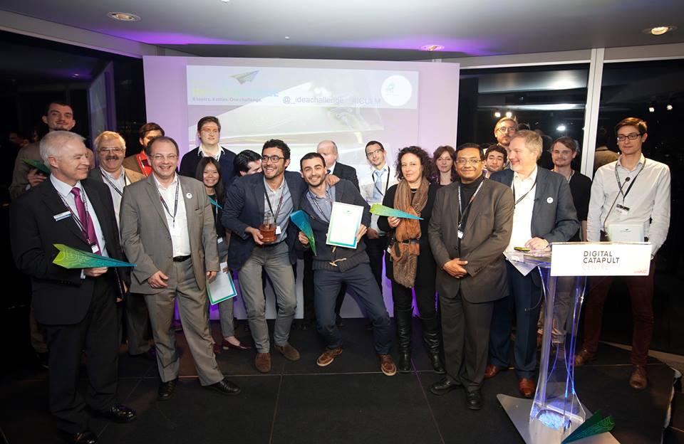 """Start der Bewerbungsphase für """"Idea Challenge"""": 40.000 Euro fürs Startup"""