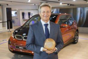 Routenplaner von BMW i gewinnt den 'GreenTec Award'