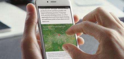 """Facebook launcht """"Instant Articles"""": Die """"New York Times"""" ist beim Start mit dabei"""