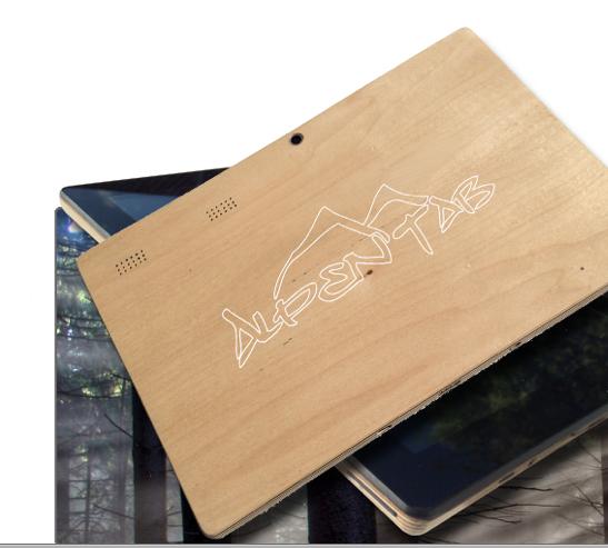 AlpenTab von Alpenelectronics