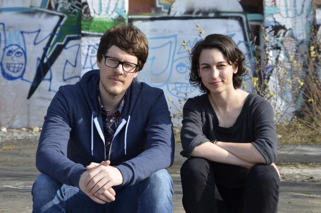 Das Gründerteam: Carsten Wagner und Natascha Wegelin von wg-suche