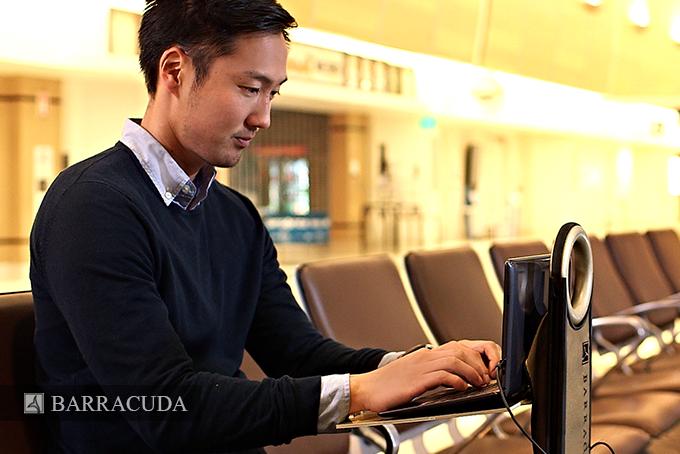 Barracuda: Der wohl coolste und innovativste Reisekoffer der Welt