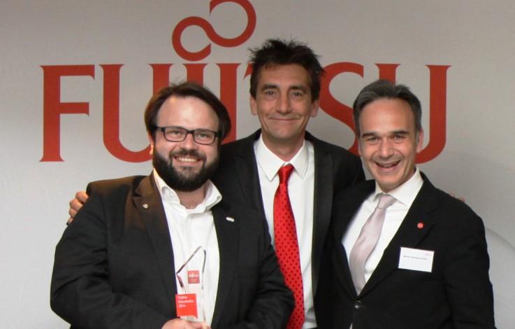 """IT-Unternehmen Re-Systems aus Innsbruck ist """"Fujitsu Botschafter des Jahres"""""""