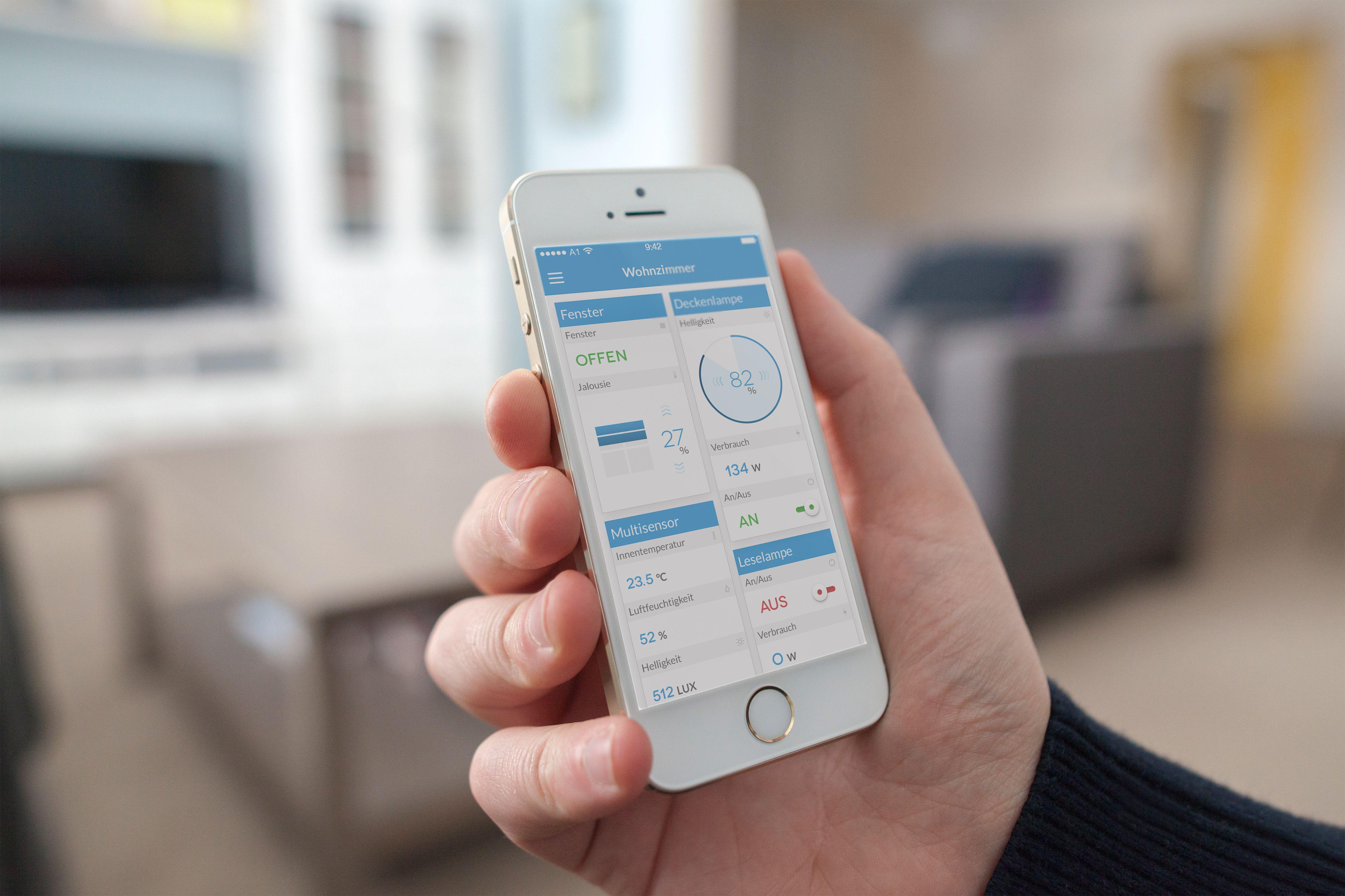"""""""Wir sehen das Smart Home als ersten Schritt zur Realisierung einer Smart City"""""""