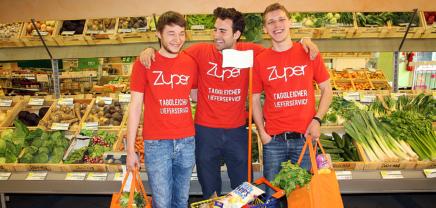Das Wiener Startup Zuper schenkt seinen Kunden wertvolle Zeit