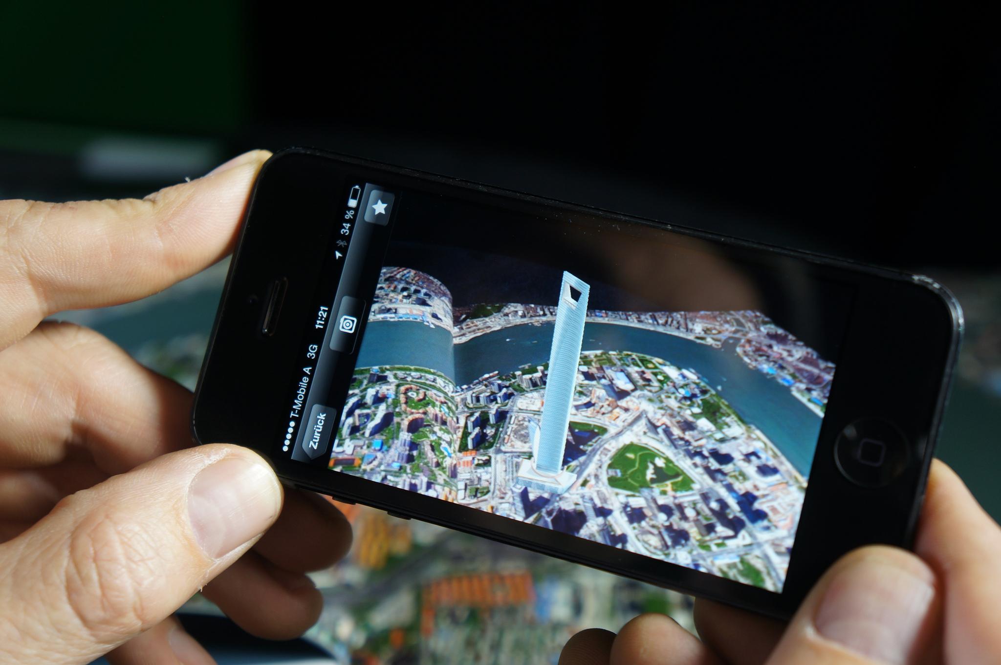 """""""Augmented Reality ist die fehlende Verbindung von Technik und Menschen"""""""