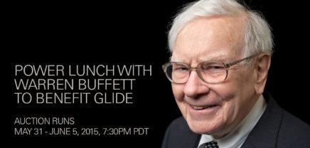 12 Stunden läuft Ebay-Auktion um Lunch mit Warren Buffett noch