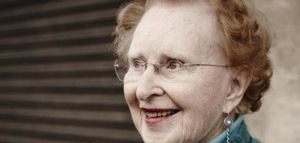 """Barbara Beskind ist 91 Jahre alt und kein bisschen leise: """"Designer sind Problemlöser"""""""