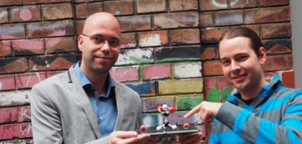 """Wiener Startup """"Waltzing Atoms"""" will digitales Klassenzimmer möglich machen"""