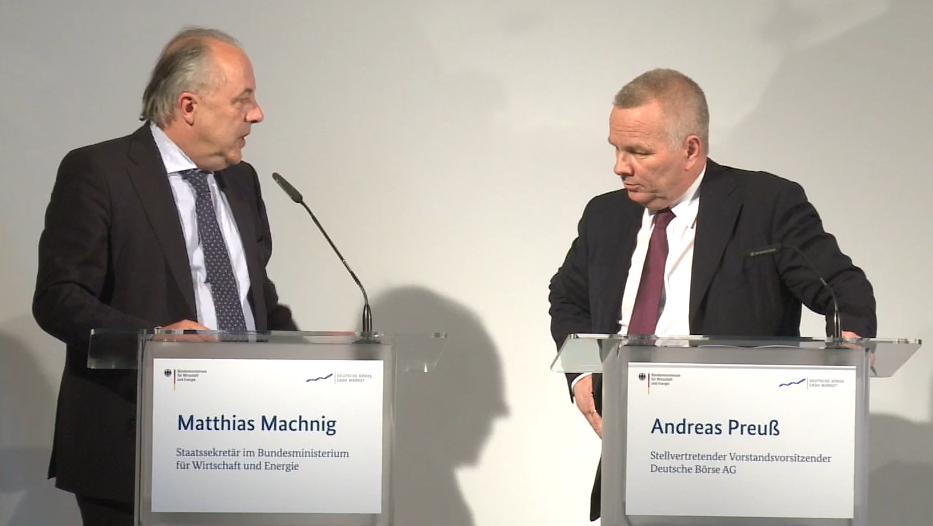 Deutsche Börse launcht Plattform, um Startups und Investoren zu matchen