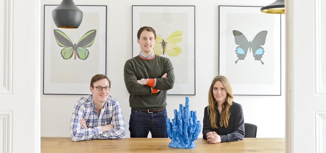 Markt für Online-Kunst boomt: 5 Millionen für Startup Junique