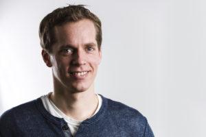 © Gründer und Geschäftsführer von Noki ist Martin Pansy. Mit seinem Team entwickelt e er das Türschloss der Zukunft.