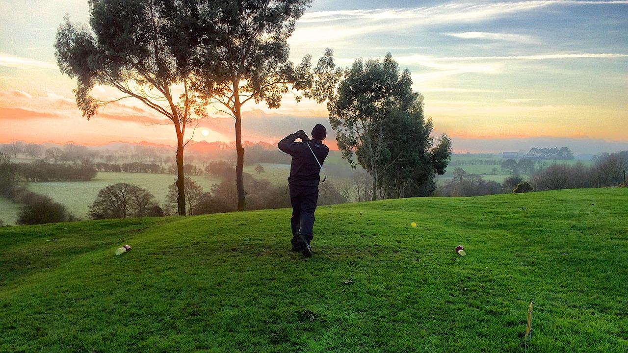 """""""Manche Topmanager benehmen sich auf dem Golfplatz wie Kleinkinder"""""""