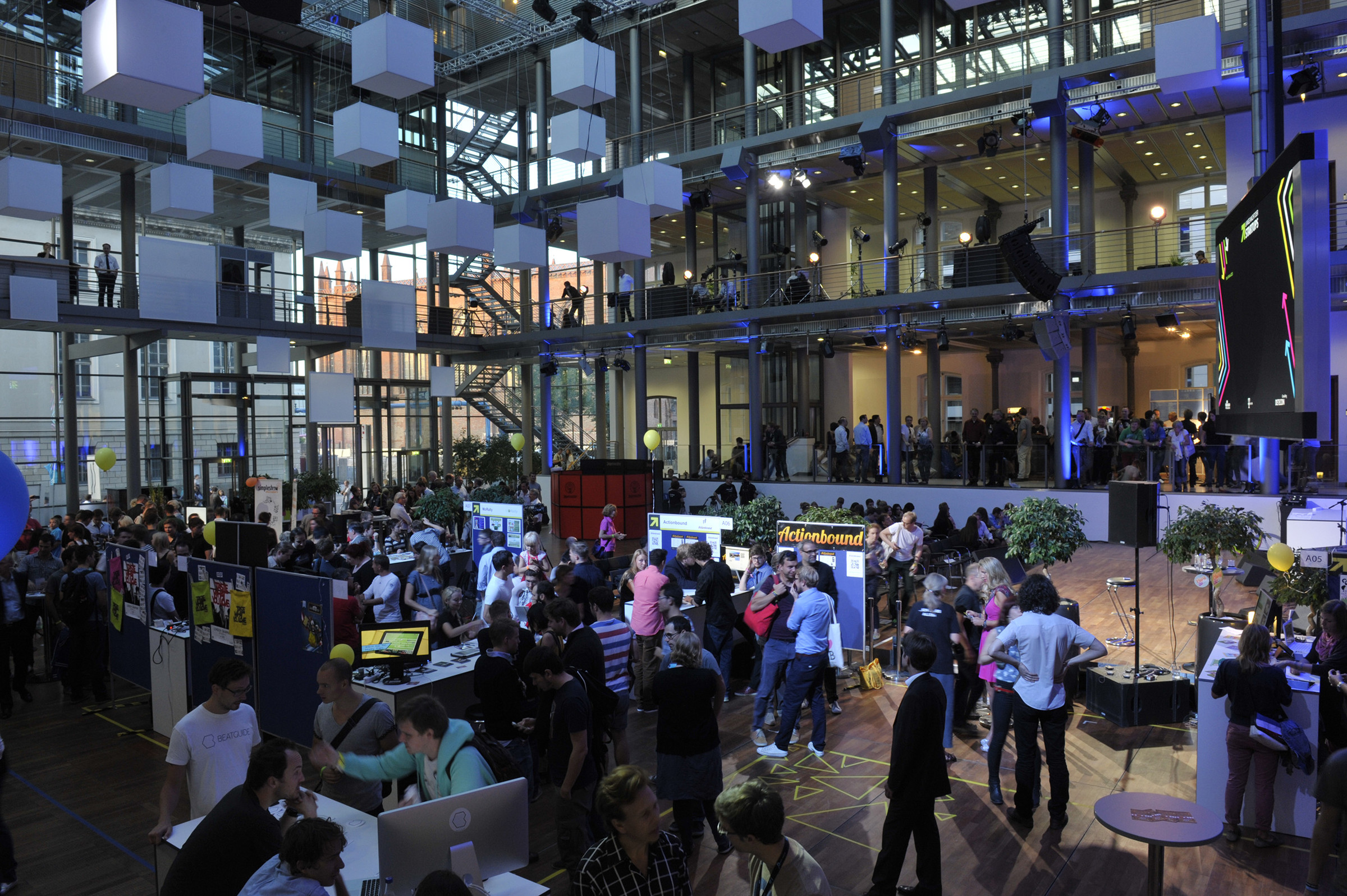 Lange Nacht der Startups in Berlin: Bewerbung jetzt möglich #05/09/2015