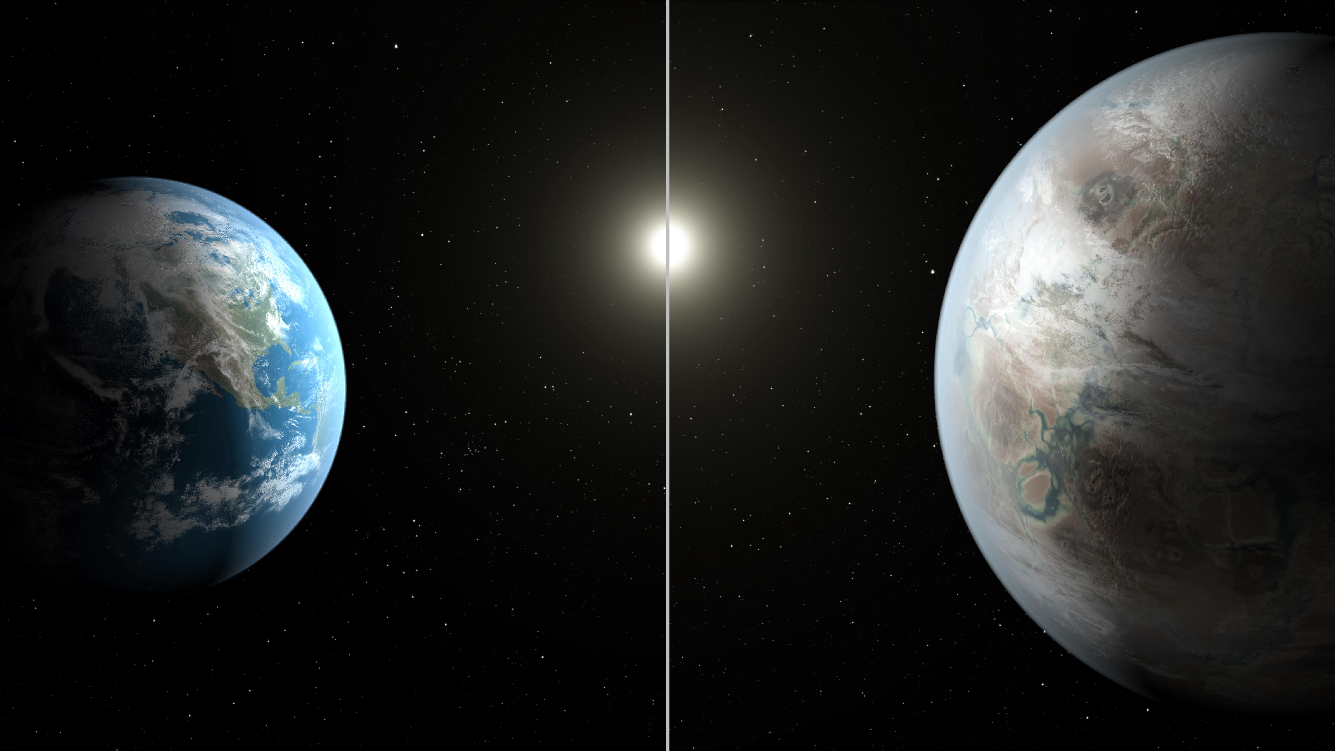Wissenschaftler der NASA entdecken Planeten, der Erde ähnlich ist