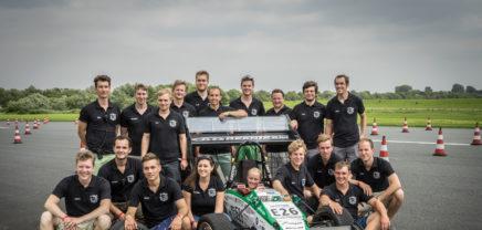 (Video) Elektroauto von Studenten stellt Weltrekord auf: 100 km/h in 1,779 Sekunden