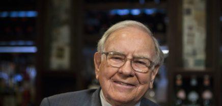 Warren Buffett feiert 85. Geburtstag und ist kein bisschen leise