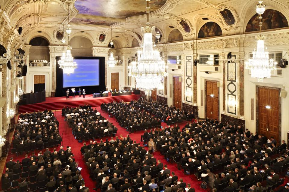 "Verlosung: Zwei Tickets zu den ""Manageers Career Days"" in der Hofburg"