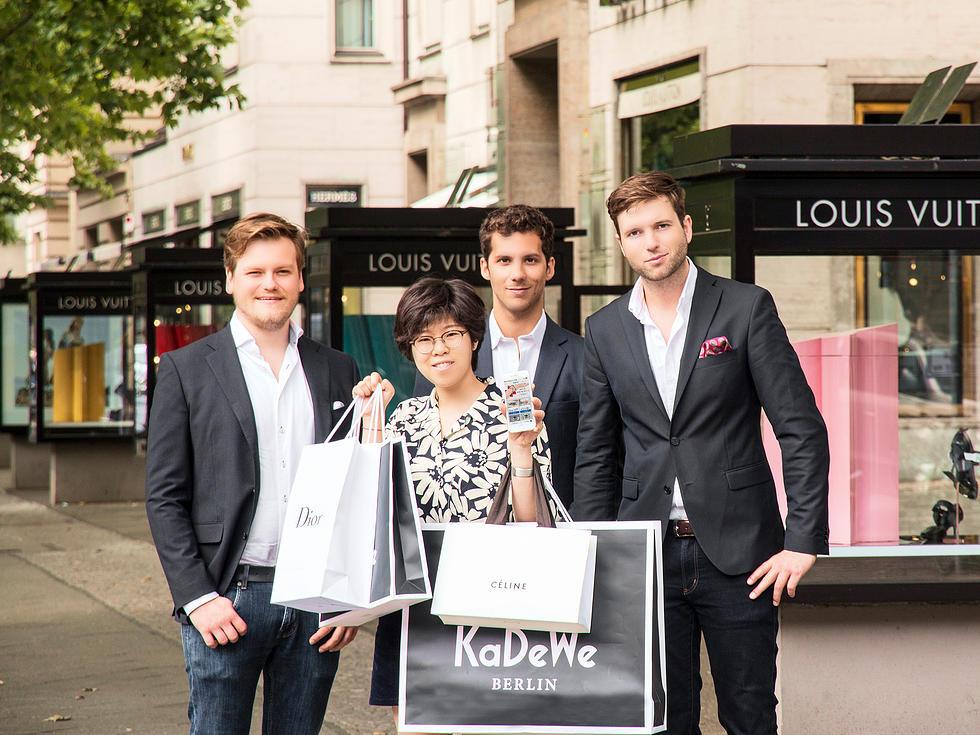 """Launch von Edaole in Wien: Die mobile """"Einkaufstasche"""" für Touristen aus China"""