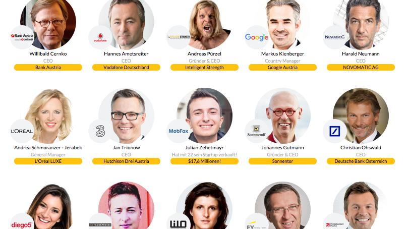 Die Ticket-Gewinner für die Manageers Career Days in der Wiener Hofburg