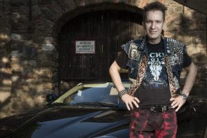 (c) Investment Punk Academy: Gerald Hörhan kam auf einem Festival zum Spitznamen: Investment Punk.