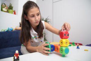 Robo Wunderkind kann von Vorschulkindern programmiert werden