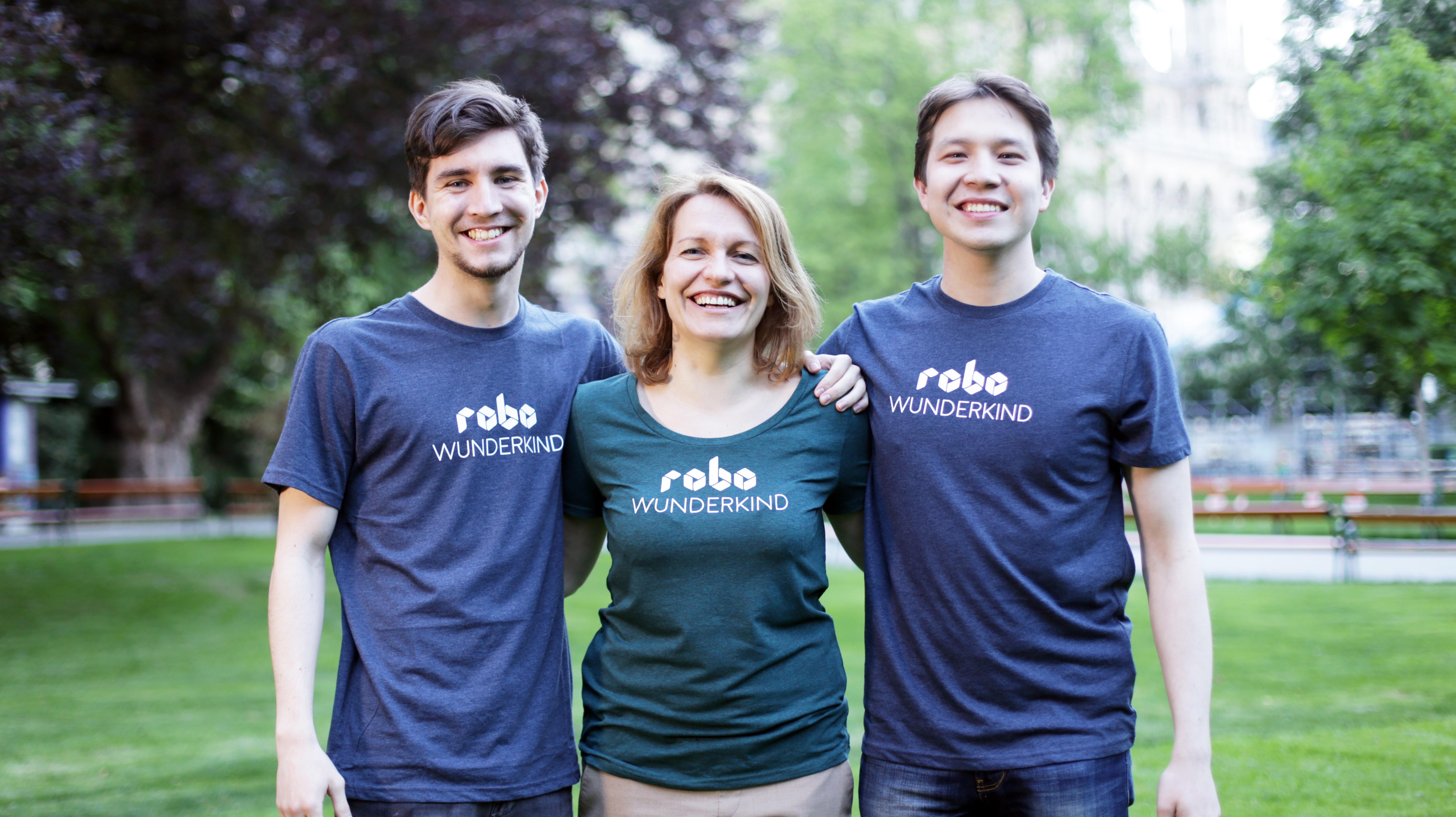 Robo Wunderkind aus Wien sammelt von Crowd über 240.000$ für Spielzeug