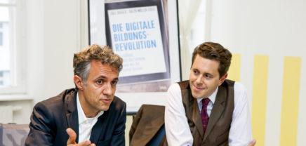 """Digitalisierung der Klassenzimmer: """"Wir brauchen Learntastic statt Runtastic"""""""
