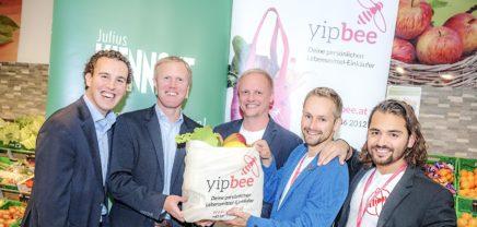 Groß setzt auf Klein: Wiener Food Startup Yipbee holt erfahrenen Investor