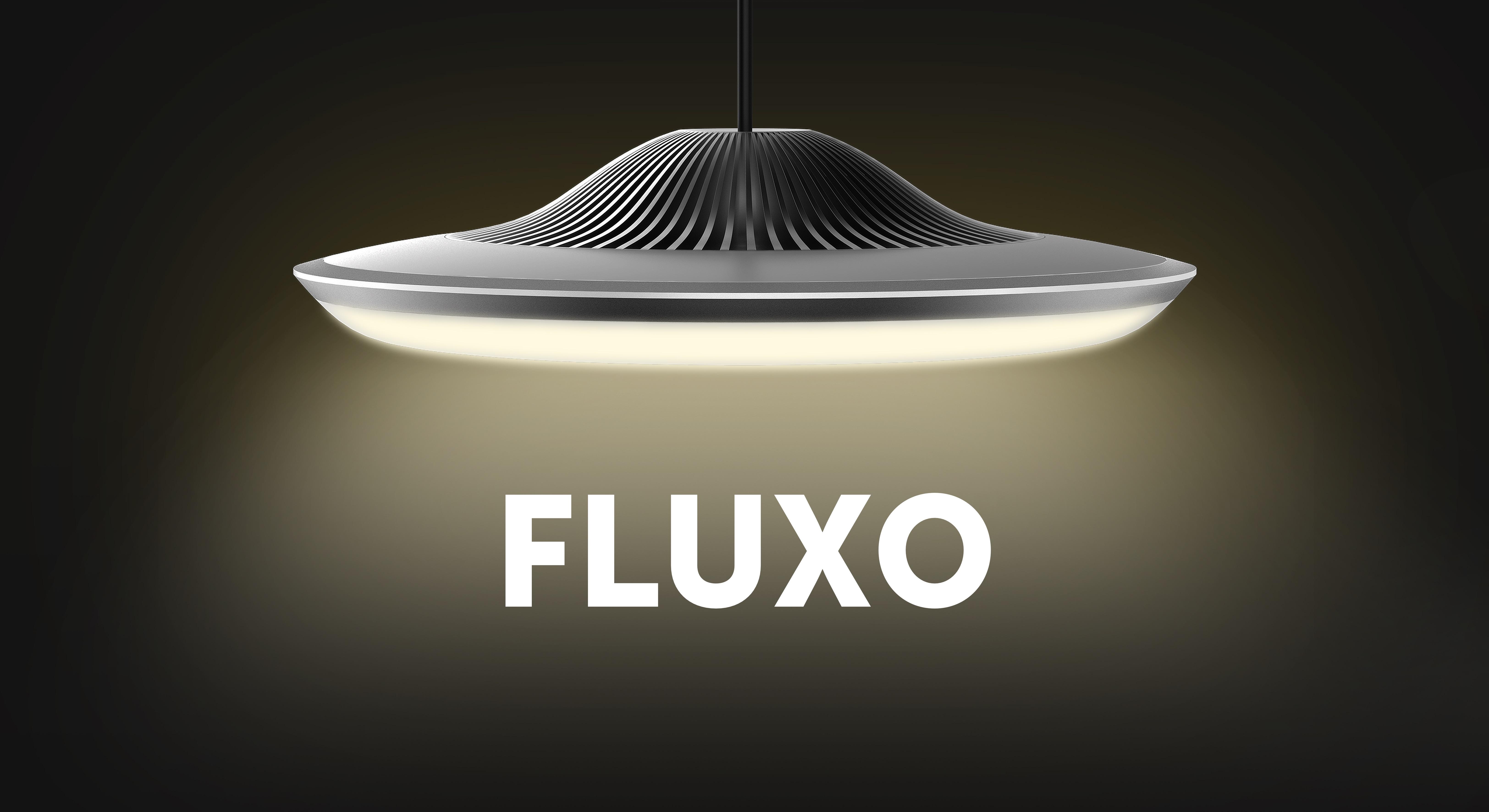 (c) Luke Roberts, Fluxo ist eine smarte Lampe, die teilweise automatisiert funktioniert
