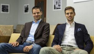 (c) Luke Roberts, Lukas Pilat und Robert Kopka